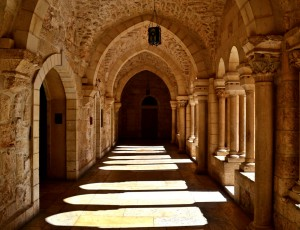 "Yanal Bushnaq - ""Church of Nativity"""