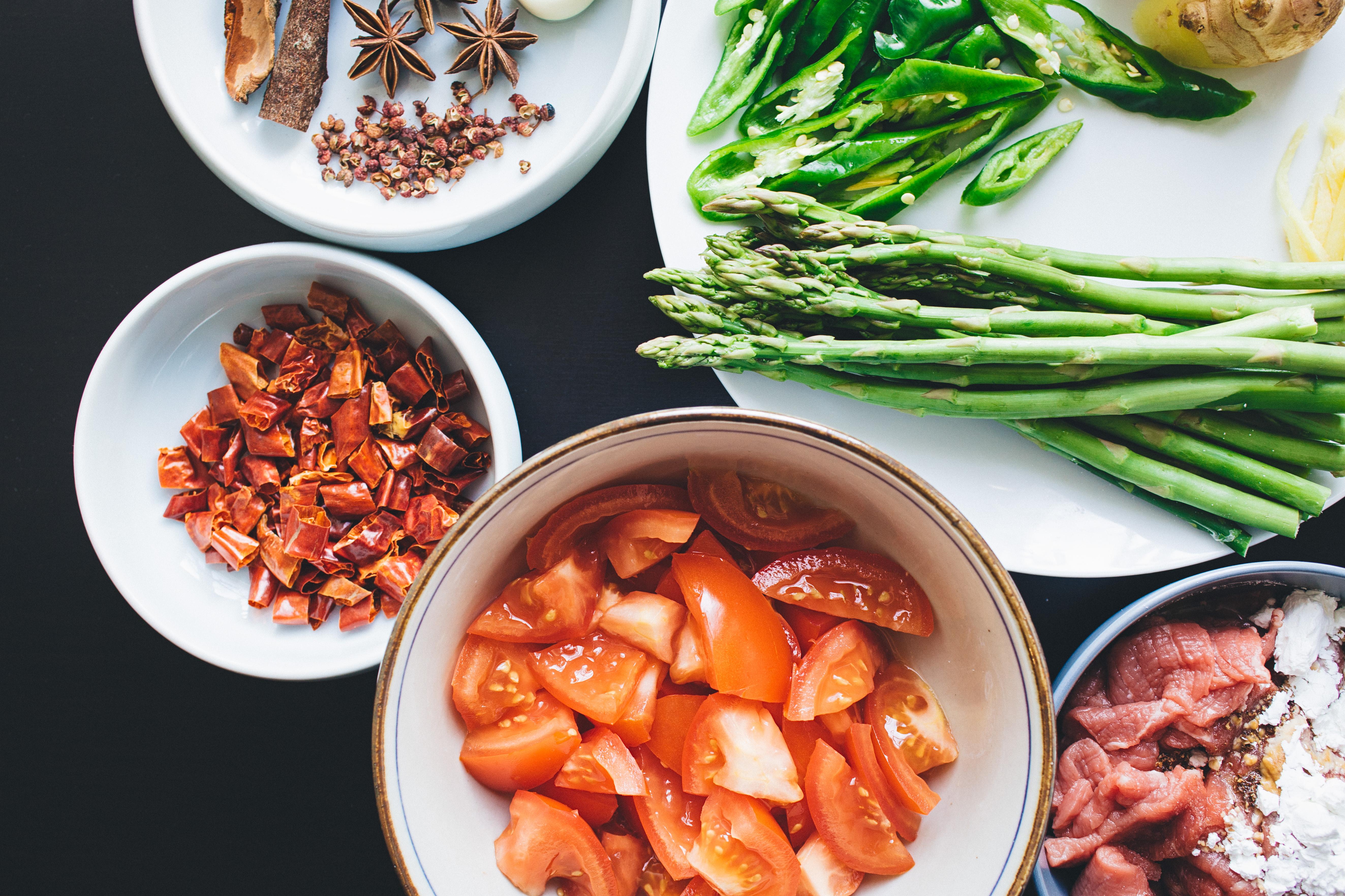 """Yuchen Zhang - """"Before Cooking"""""""