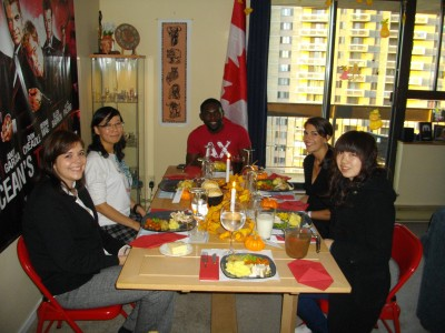 Thanksgiving program international student services office - International student services office ...