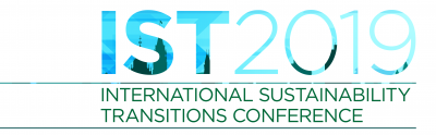 IST 2019: International Sustainability Transitions Conference