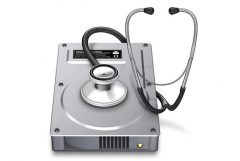 Mac harddrive icon
