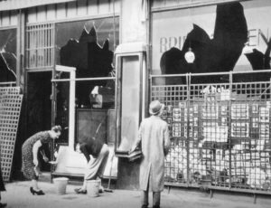 """View Quicklink: """"Kristallnacht: An After History"""" with Dr. Helmut Walser Smith"""