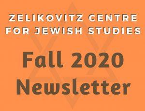 View Quicklink: Fall 2020 ZC Newsletter