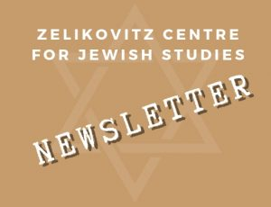 View Quicklink: Zelikovitz Centre Winter 2019 Newsletter