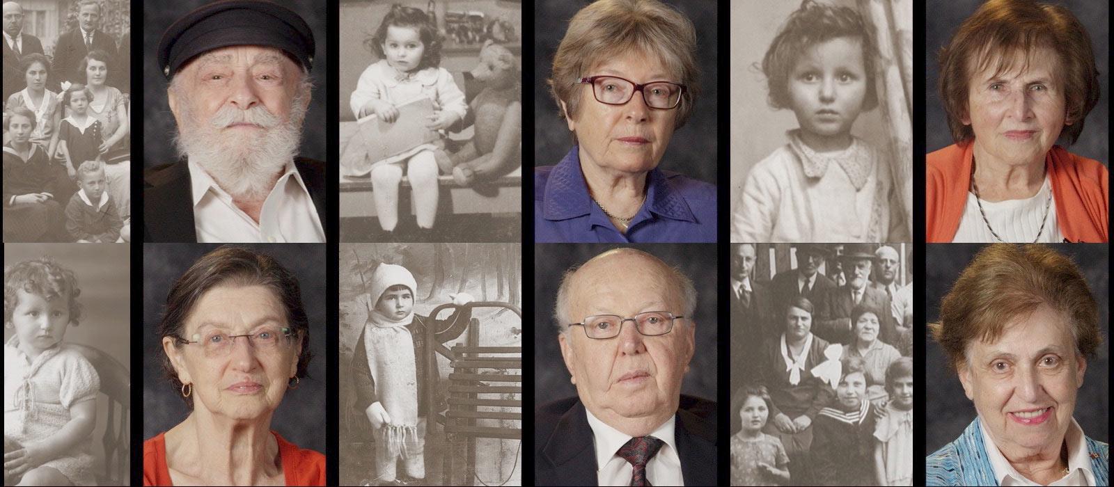 Banner image for Ottawa Holocaust Survivors' Oral Histories