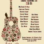 26 Feb 2016 Singer-Songwriter Showcase poster 2016