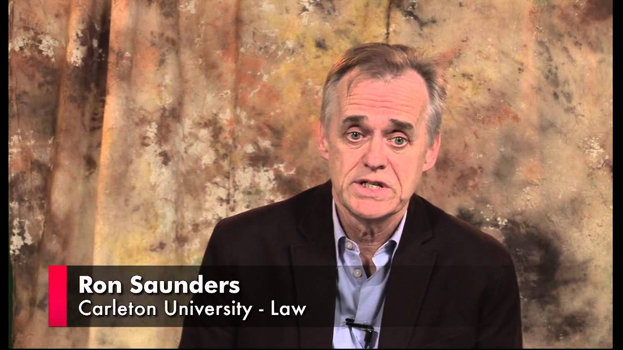 Thumbnail for: CUOL Profile – Prof. Ron Saunders
