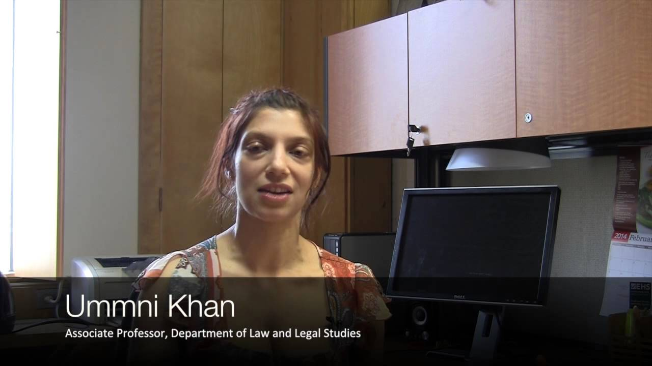 Thumbnail for: FPA Research Month – Spotlight on Prof. Ummni Khan
