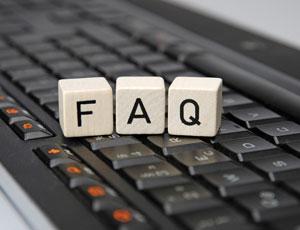 View Quicklink: FAQ