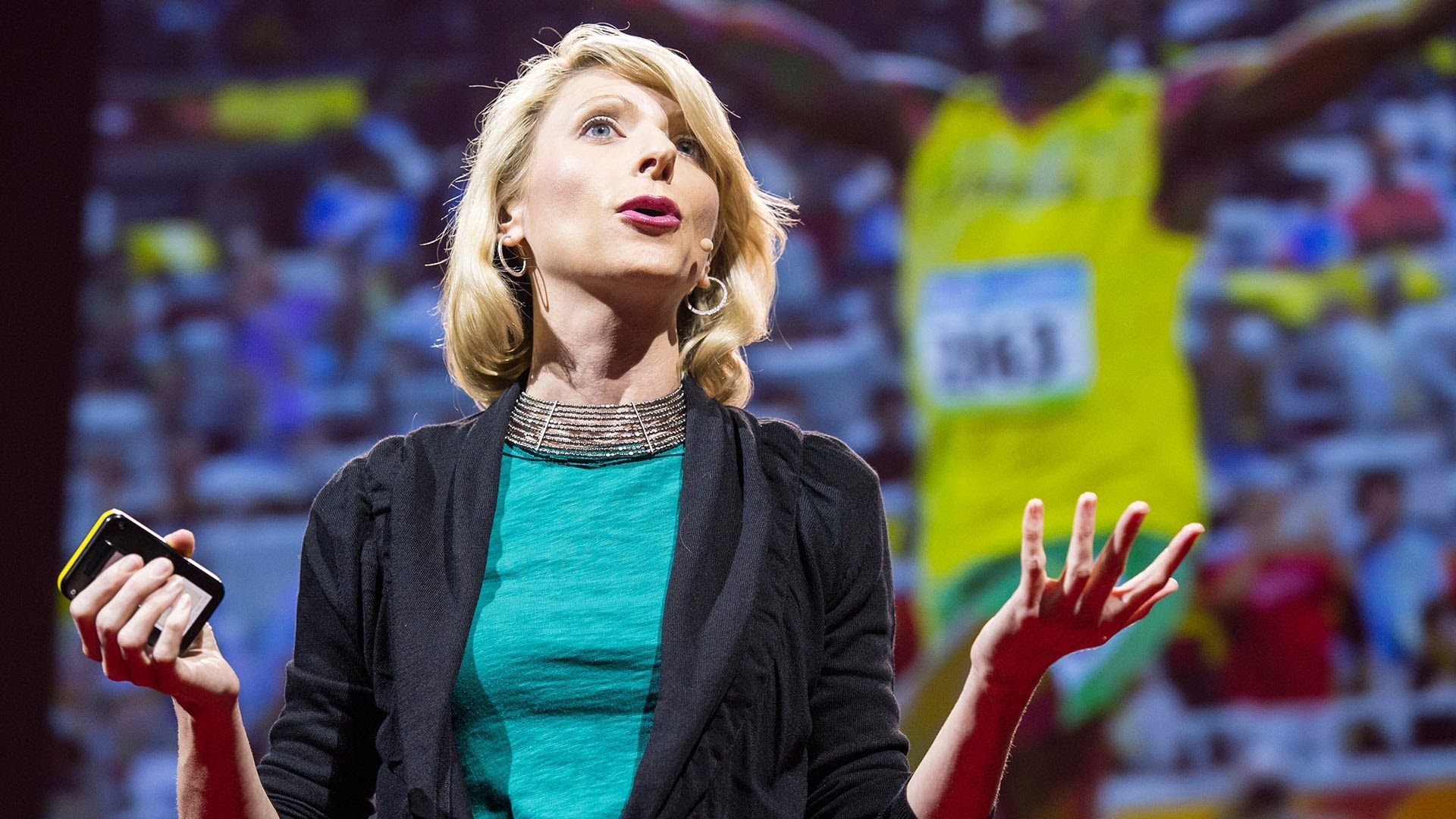 Thumbnail for: Amy Cuddy: Your body language shapes who you are