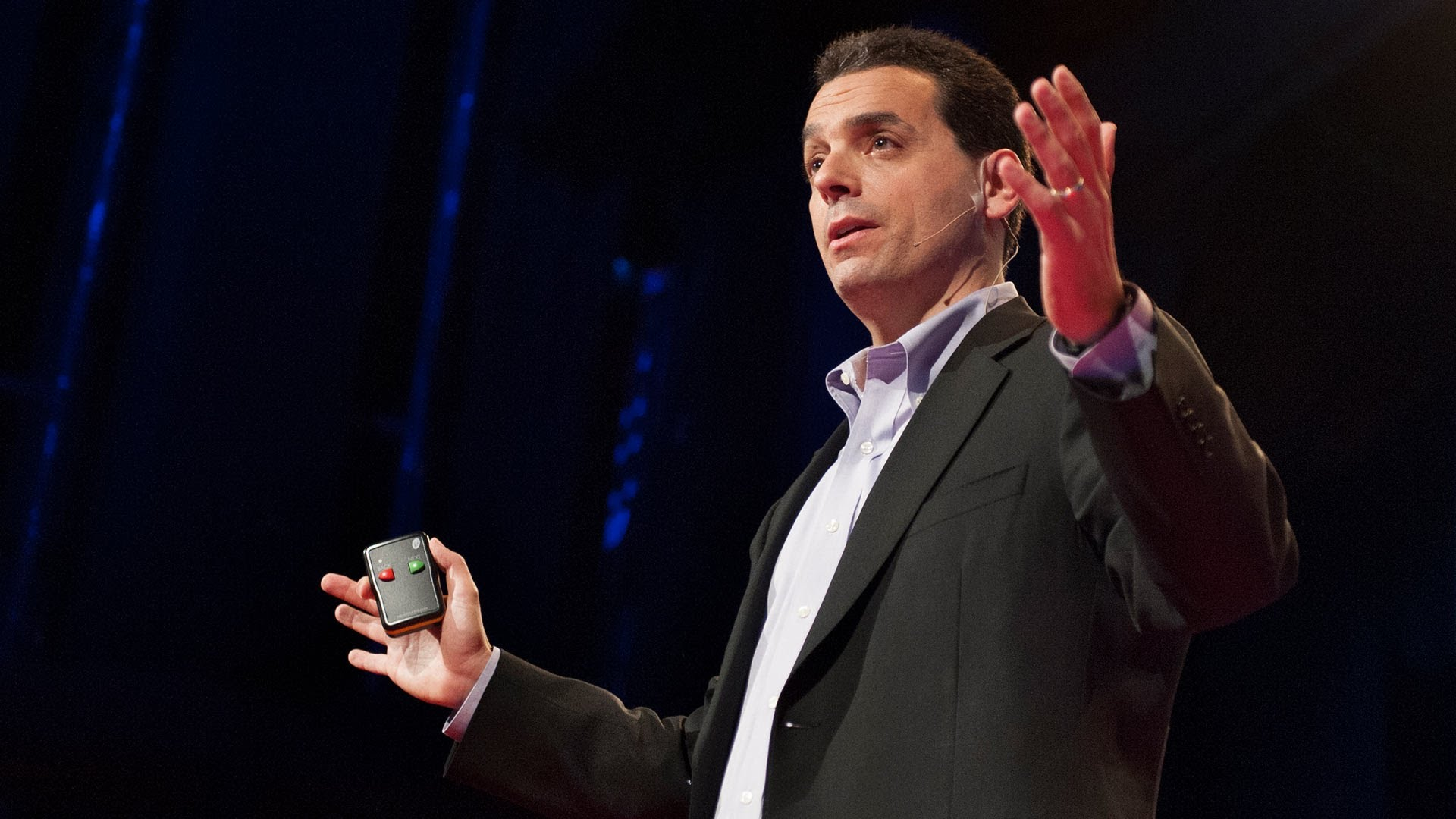 Thumbnail for: Dan Pink: The Puzzle of Motivation