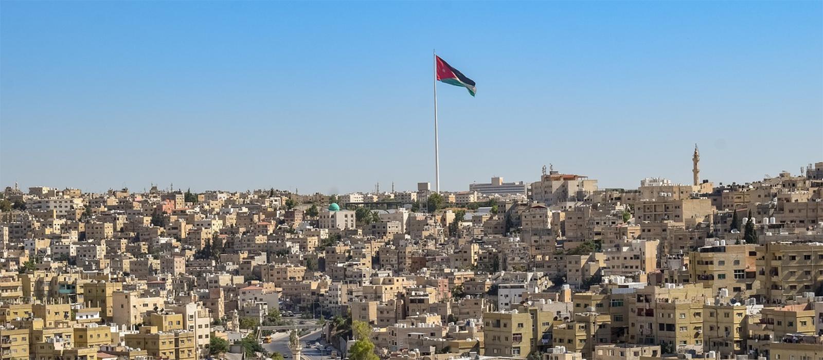 Banner image for Partners in Jordan