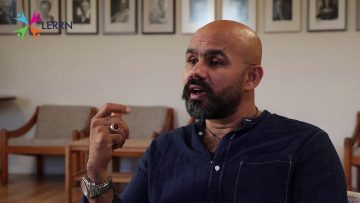 Thumbnail for: Documentary filmmaker Hicham Kayed on Refugees and LERRN