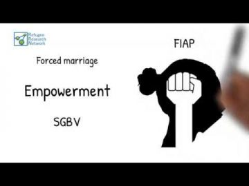 Thumbnail for: Gender empowerment among refugees