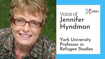 Thumbnail for: Jennifer Hyndman, LERRN Partner