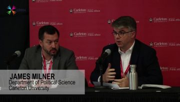 Thumbnail for: LERRN Carleton University Panel event
