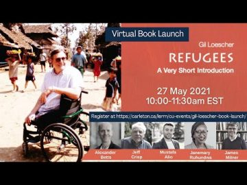 Thumbnail for: Virtual Book Launch | Gil Loescher's Refugees: A Very Short Introduction