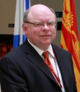 LLeaP lecturer Dr. Alan Mortimer