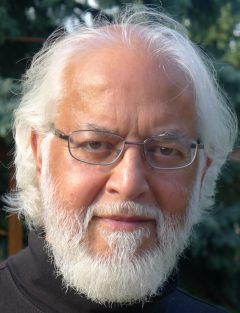 Picture of LinR lecturer H. Masud Taj