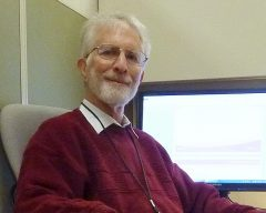 Photo of LinR lecturer Howard Simkover