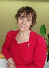 Picture of LinR lecturer Katherine Barber