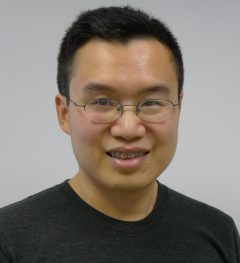 Picture of LinR lecturer Kevin Cheung
