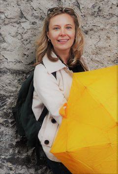 Picture of LinR lecturer Dr. Milana Nikolko