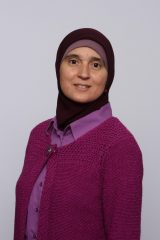 Picture of LinR lecturer Dr. Monia Mazigh