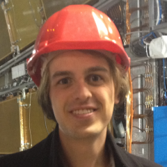 Picture of LinR lecturer Dr. Simon Viel
