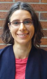 Picture of LinR Lecturer Stefani Nielson