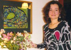 Picture of LinR lectuer Dr. Ioana Dimitiru