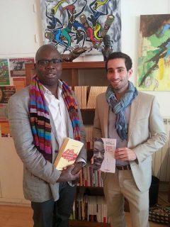 Boniface Mongo Mboussa et Antoine Houlou-Garcia