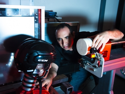 Photo for the news post: Ottawa Scientists Push Advances in Concussion Research