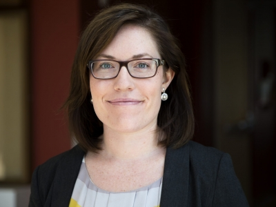 Photo for the news post: New Faculty in MAE – Welcome Professor Kristen Schell