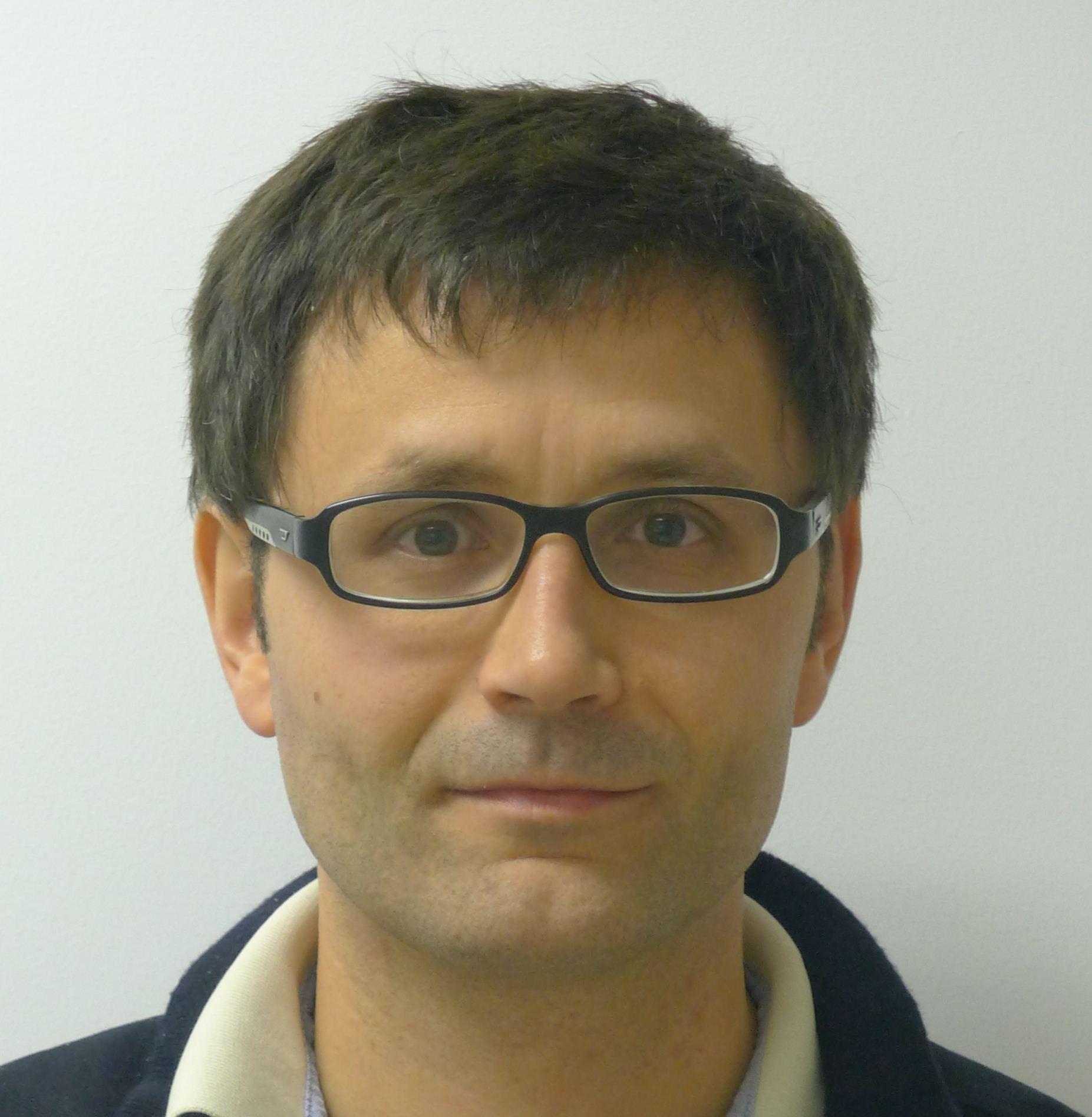 Photo of Emmanuel Lorin