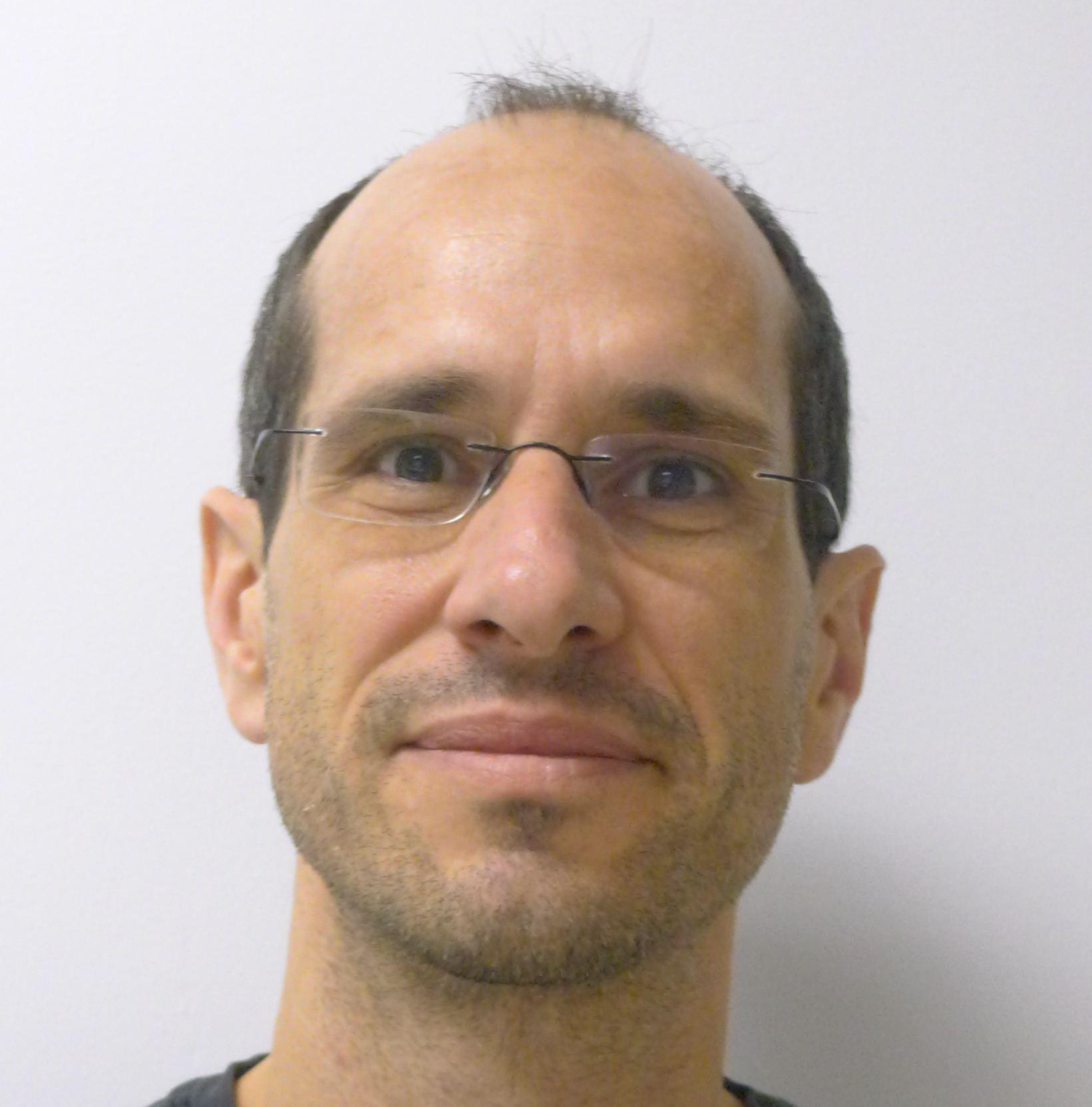 Photo of Paul Mezo