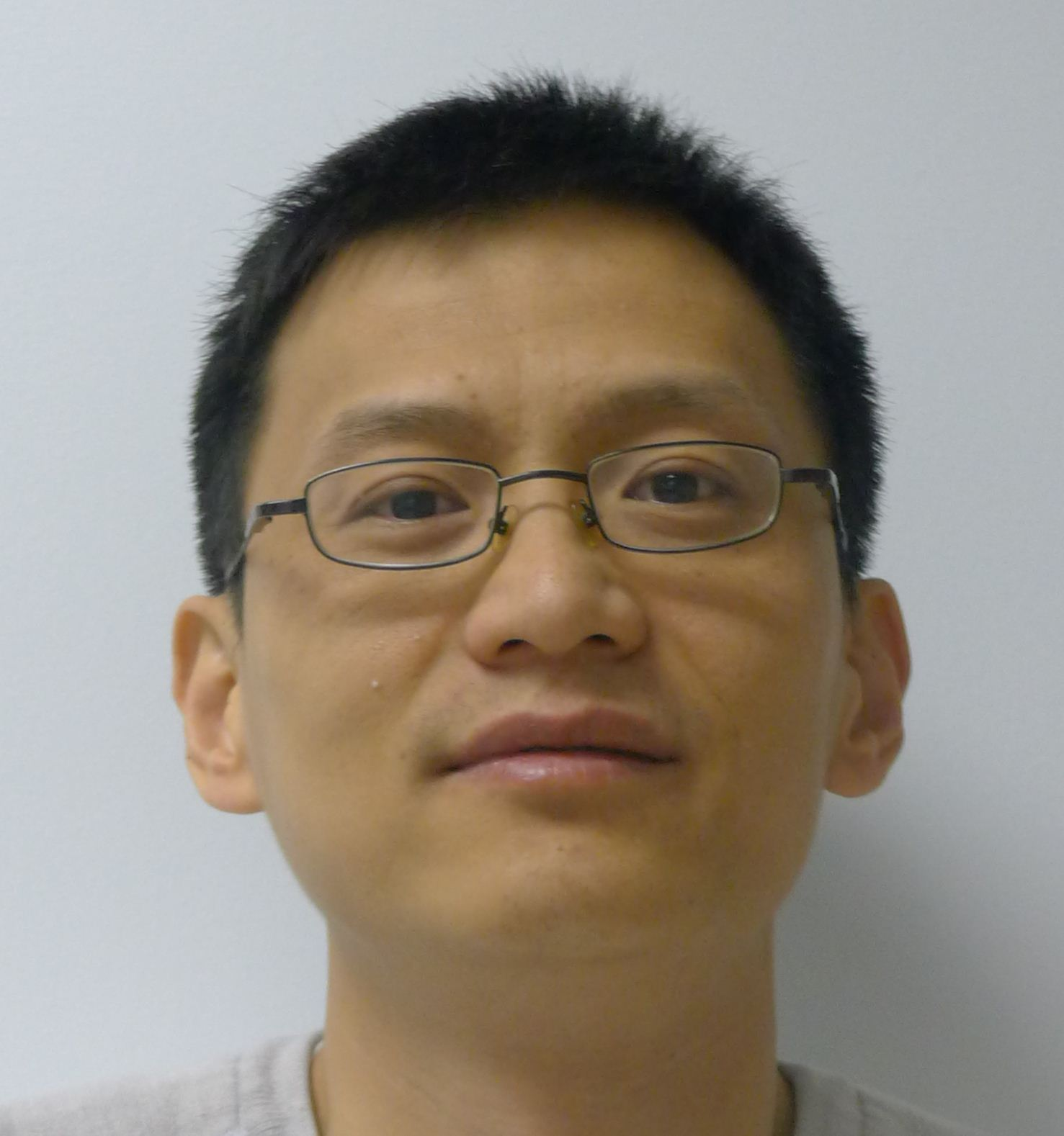 Photo of Steven (Qiang) Wang