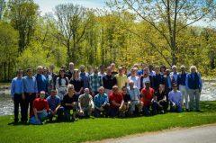 School of mathematics and statistics group photo