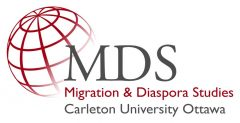 Migration and Diaspora Studies Logo