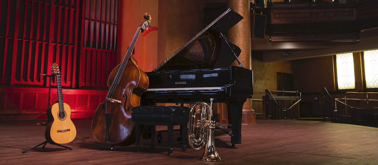 Banner image for Music Ensembles