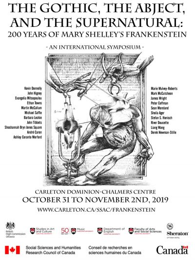 Frankenstein Conference Poster