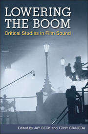 Lowering the Boom cover image