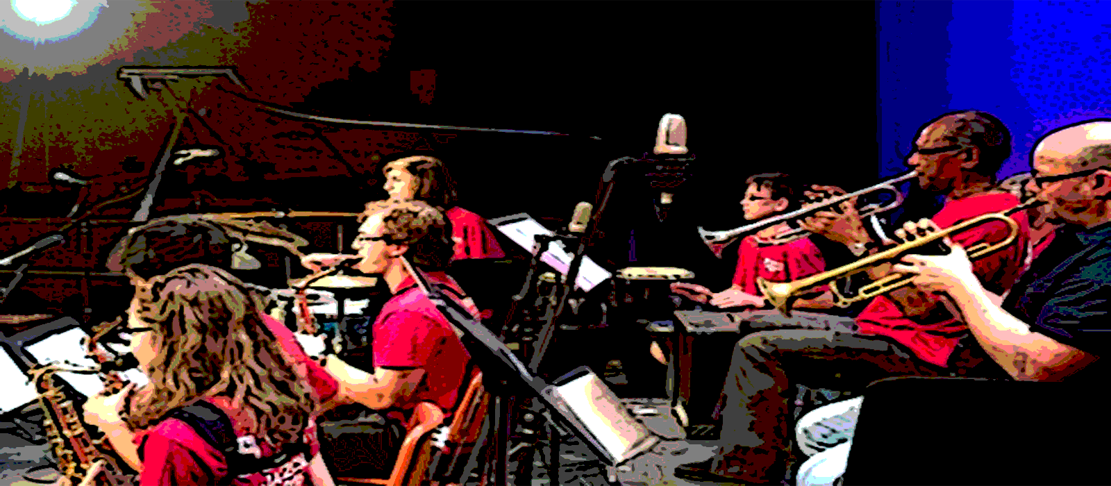 Banner image for CU Jazz Camp – Instructors
