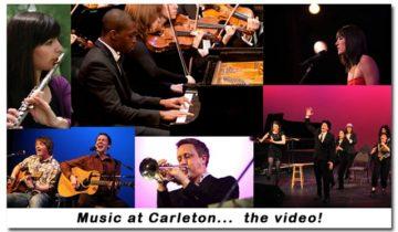 Thumbnail for: Music at Carleton!