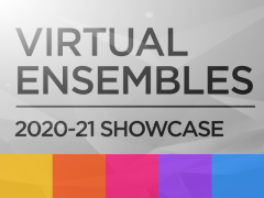 Thumbnail image: Virtual Ensembles 2020-21 Showcase