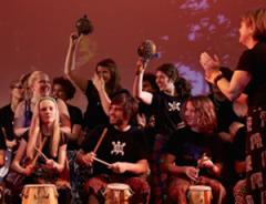 west african rhythm ensemble
