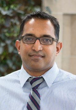 A photo of NPSIA's Director, Yiagadeesen (Teddy) Samy.