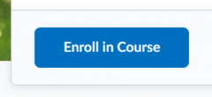 Enroll in Course Button
