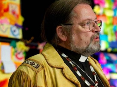 """Photo for the news post: Archbishop Mark MacDonald on Indigenous Views of """"Poverty"""" & """"Care"""""""