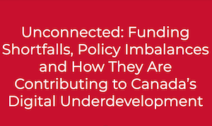 The Canadian Internet Registration Authority (CIRA) is a nonprofit best known for managing the .CA internet domain. It released research results showing that digital development in Canada is underfunded, piecemeal, ad hoc and unorganized despite stakeholders sharing many of the same goals.